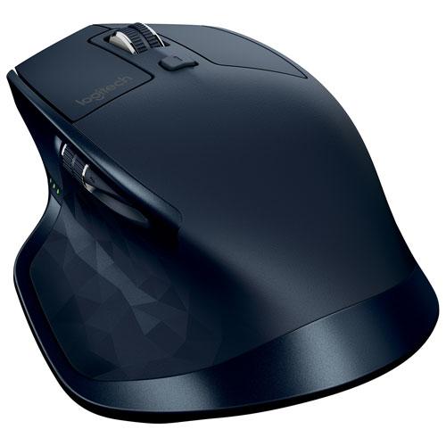 Logitech MX Master Wireless Laser Mouse - Navy