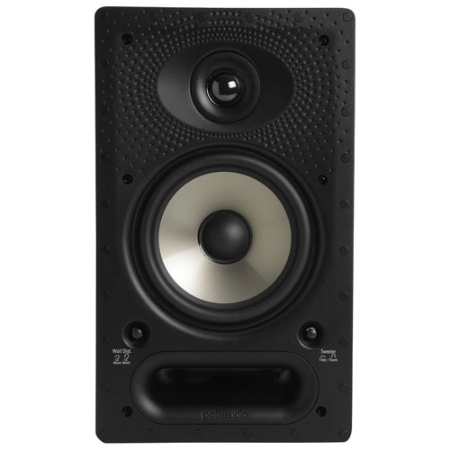 Polk Audio 65RT 125W In-Wall Speaker