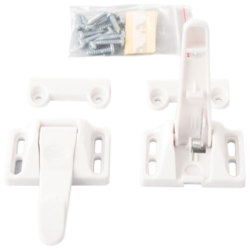 Prince Lionheart Spring-Loaded Drawer & Cabinet Latch : Latches ...