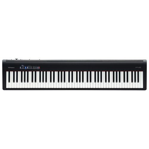 Piano numérique à 88 touches de Roland (FP-25)