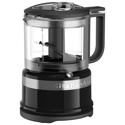 Kitchenaid Mini Food Chopper 3 5 Cup Black Food