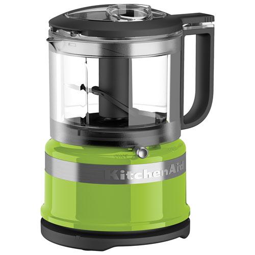 Green Kitchenaid Food Processor
