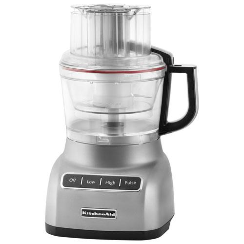 KitchenAid Food Processor - 9 Cup - Stainless Steel