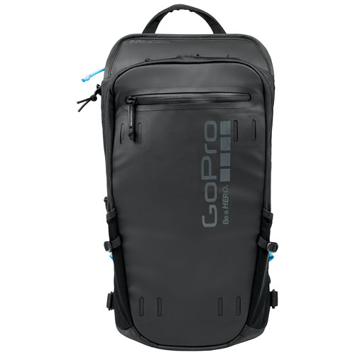 Go Pro Seeker Backpack - Black