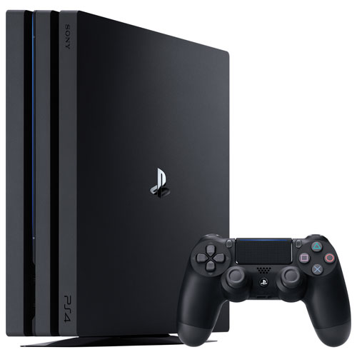 Console PlayStation 4 Pro de 1 To