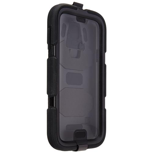 pretty nice e7879 319da Griffin Fitted Hard Shell Case for Samsung Galaxy S5 - Black