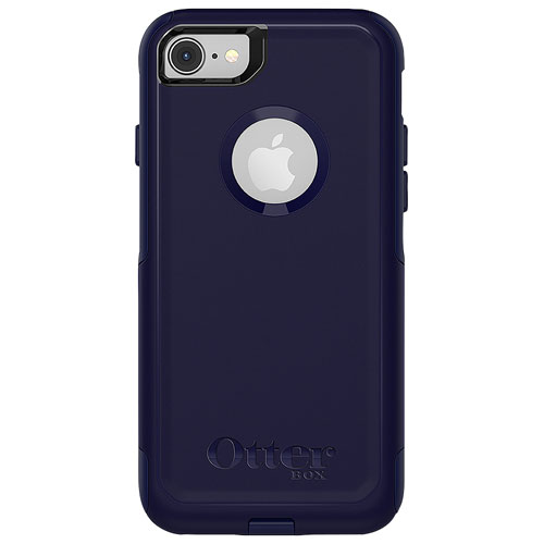 OtterBox Commuter iPhone 7/8 Fitted Hard Shell Case - Blue
