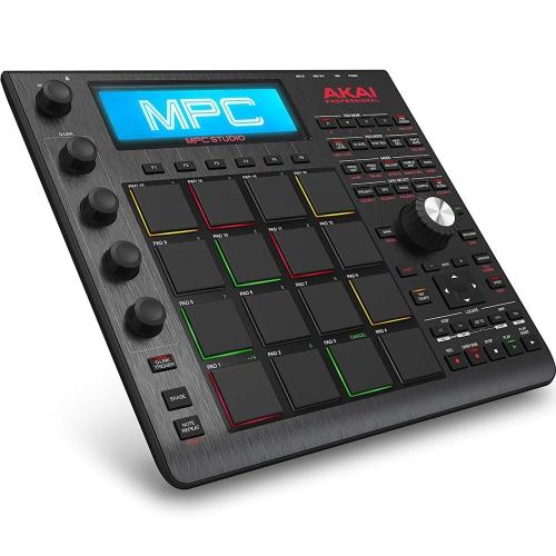 Akai MPC Studio Black Sampler : Other Keyboard Accessories   Best Buy Canada