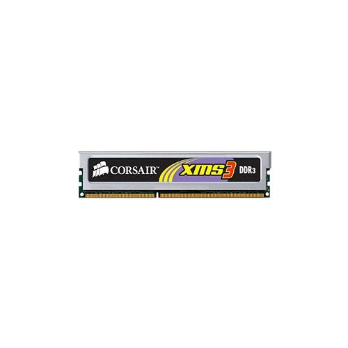 Corsair XMS3 2x2GB DDR3 SDRAM Memory Modules