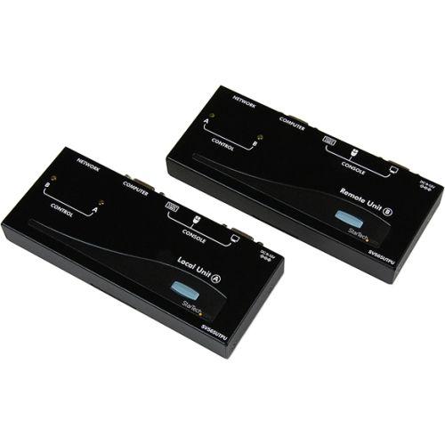 StarTech USB VGA KVM Console Extender over CAT5 UTP (500 ft)
