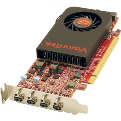 Visiontek Radeon HD 7750 Graphic Card - 800MHz Core - 2GB GDDR5 SDRAM - PCI Express 3.0 x16 - Single Slot Space Required
