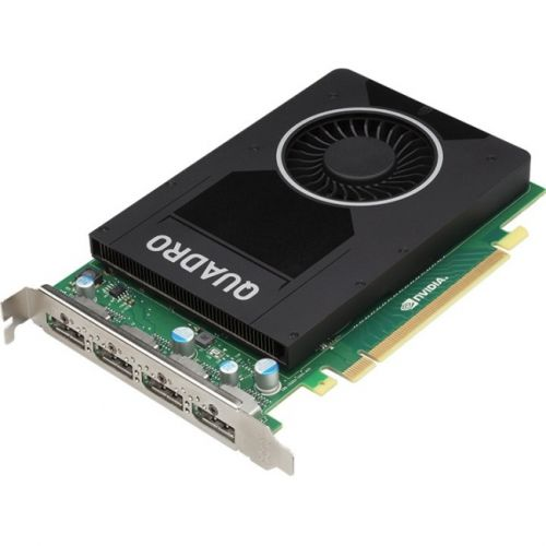 PNY Quadro M2000 Graphic Card - 4GB GDDR5 - PCI Express 3.0 x16 - Single Slot Space Required