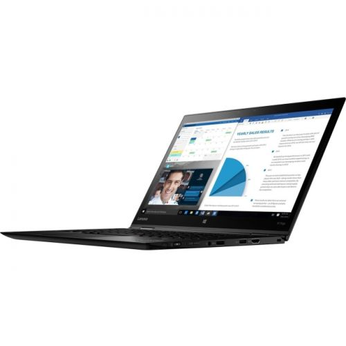 "Lenovo ThinkPad X1 Yoga 20FQ0037US Ultrabook/Tablet - 14"" - In-plane Switching (IPS) Technology - Wireless LAN - Intel Core i7"