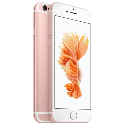 5bb34708d29870 Apple iPhone 6s 32GB - Rose Gold - Rogers Bell TELUS Koodo Virgin Fido -  Select 2 Year Agreement