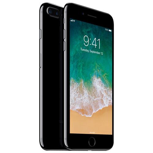 Apple iPhone 7 Plus 128GB - Jet Black - Unlocked