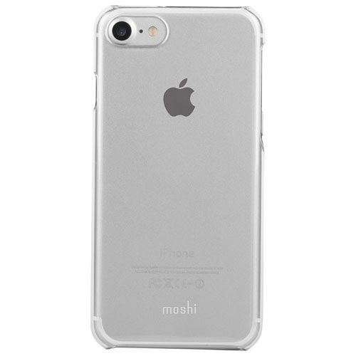 Moshi iGlaze XT iPhone 7 Fitted Hard Shell Case - Clear