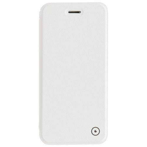 Muvit iPhone 7/8 Folio Case - White