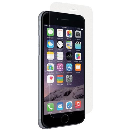 Protecteur d'écran en verre trempé de PureGear pour iPhone 7 Plus