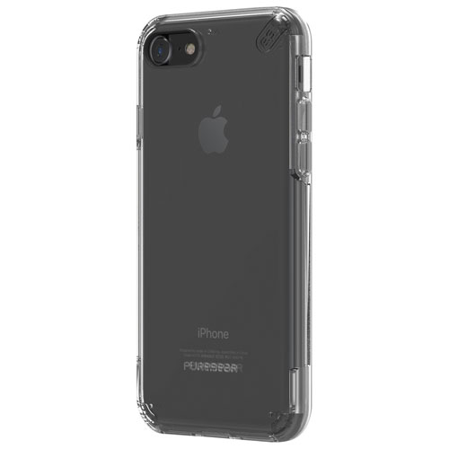 Étui souple Slim Pro de PureGear pour iPhone 7 - Transparent