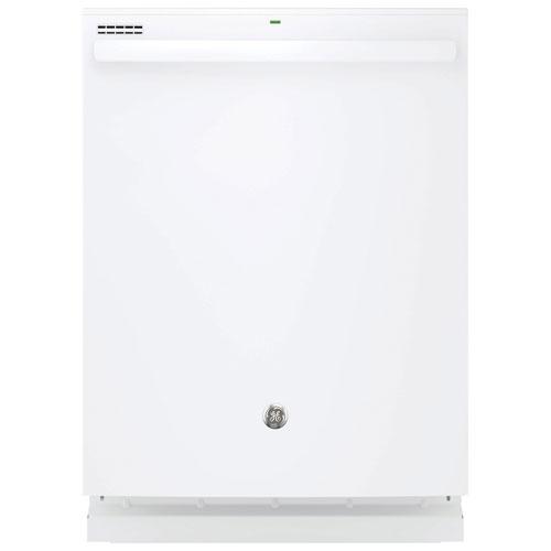 Lave-vaisselle encastrable 24 po 48 dB Profile de GE (GDT635HGJWW) - Blanc
