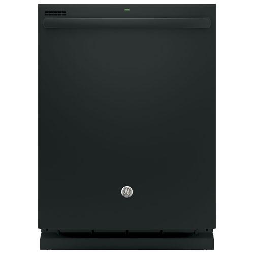 Lave-vaisselle encastrable de 24 po 51 dB de GE (GDT545PGJBB) - Noir