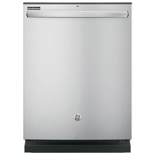 Lave-vaisselle encastrable de 48 dB de 24 po GE (GDT635HSJSS) - Acier inoxydable