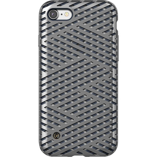 STI:L Kaiser II iPhone 7/8 Fitted Hard Shell Case - Titan
