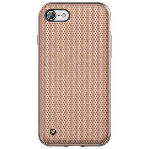 STI:L Chain Armour iPhone 7/8 Fitted Hard Shell Case - Rose Gold