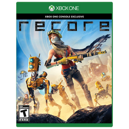 ReCore (Xbox One) - Jeu usagé