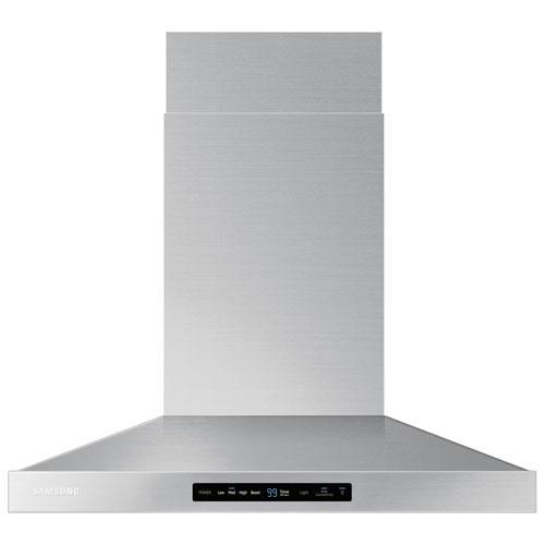 Samsung Range Hood ~ Samsung quot wall chimney range hood nk k ws aa