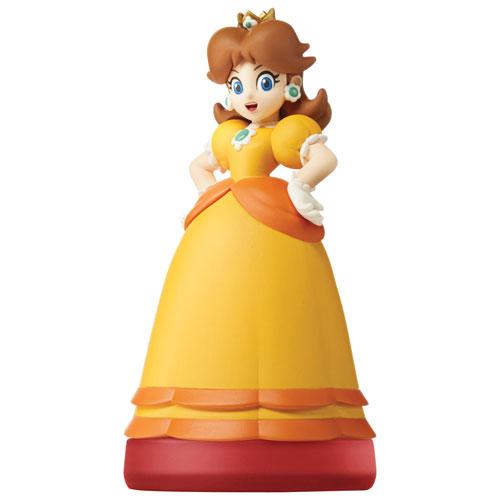 Figurine amiibo Daisy de Super Mario
