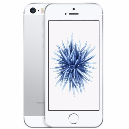 Apple iPhone SE 64GB Smartphone - Silver - Unlocked - Refurbished