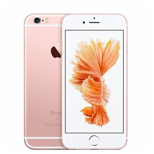 Apple iPhone 6S 16GB Smartphone - Rose Gold - Unlocked - Refurbished