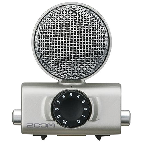 Zoom MSH-6 Mid-Side Stereo Microphone Capsule