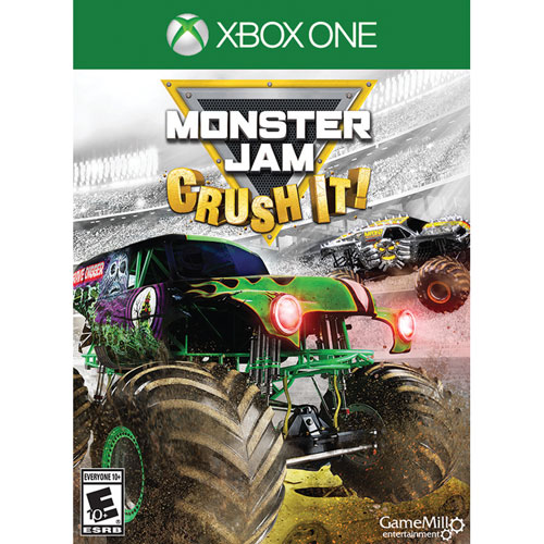 Monster Jam: Crush It! (Xbox One) - English