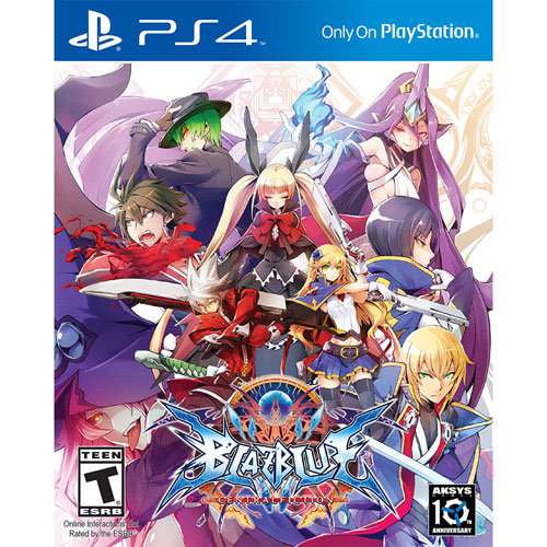 BlazBlue: Central Fiction (PS4) - English