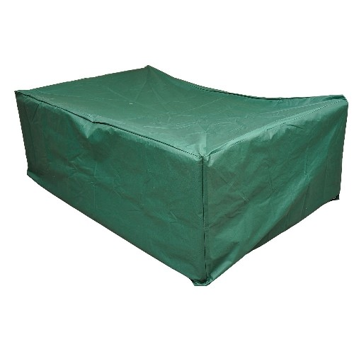Outsunny Waterproof Garden Outdoor Furniture Cover 5-7 pieces UV Treated Oxford Dark Green