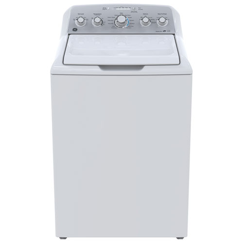 Ge Top Load Washing Machine ~ Ge cu ft high efficiency top load washer