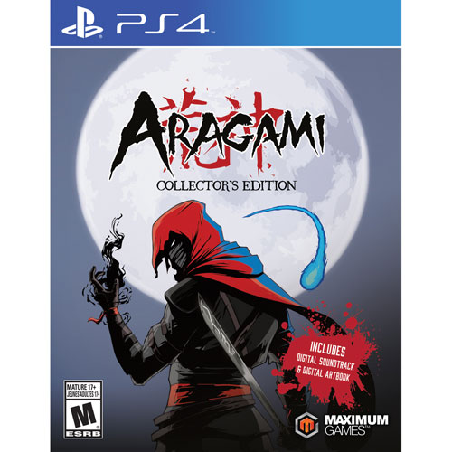 Aragami Collector's Edition (PS4) - Previously Played