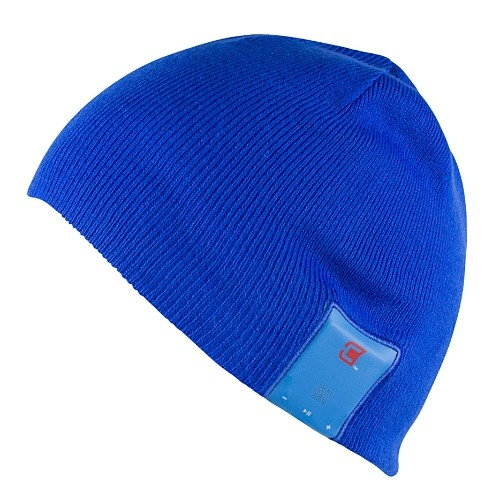721c7f2e792 Caseco Dual Layered Bluetooth Toque Everyday Style Hat - Blue   Smart  Clothing - Best Buy Canada
