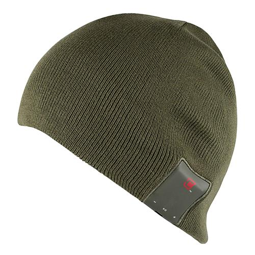 Caseco Bluetooth Toque Everyday Style Hat - Green