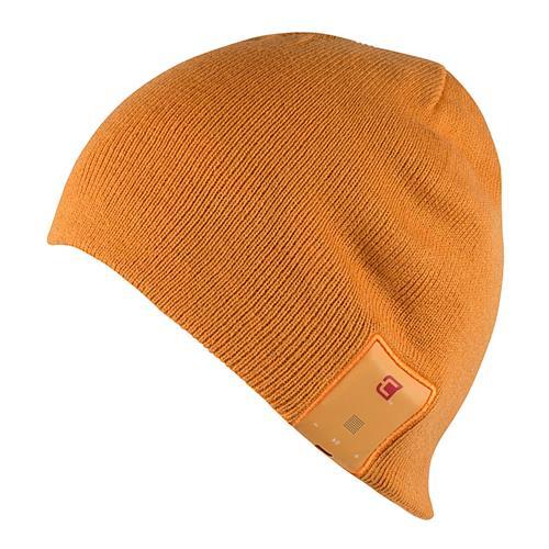 Caseco Bluetooth Toque Everyday Style Hat - Orange