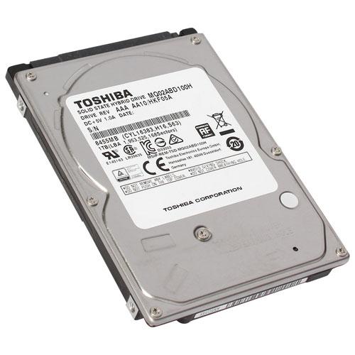 Disque SSD hybride interne 2,5 po SATA III de 1 To