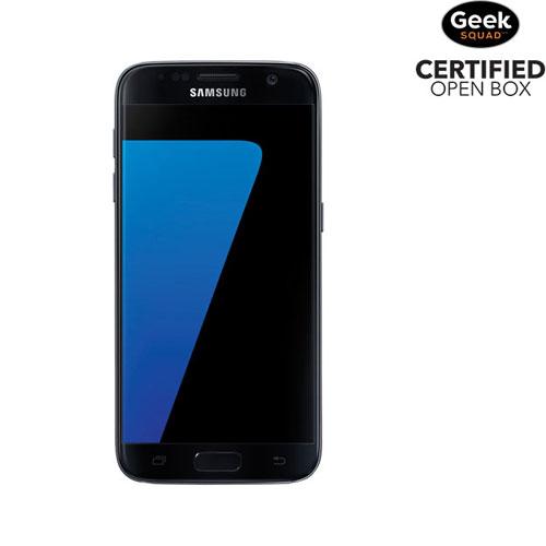 Samsung Galaxy S7 32GB Smartphone - Black Onyx - Carrier SIM Locked - Open Box