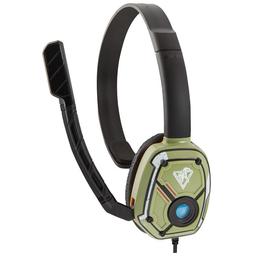 PDP Afterglow LVL 1 Titanfall 2 Over-Ear Sound Isolating Headset for PS4 - Black/Green