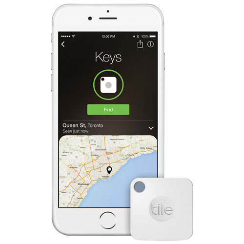 Tile Mate Bluetooth Item Tracker - 1 Pack