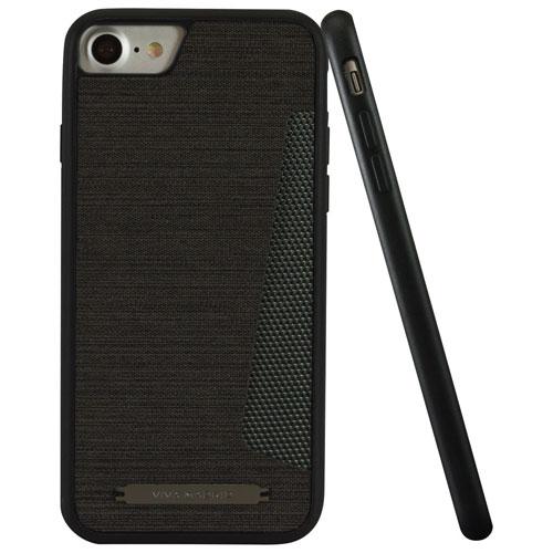Viva Madrid Atleta iPhone 7/8 Fitted Hard Shell Case - Black