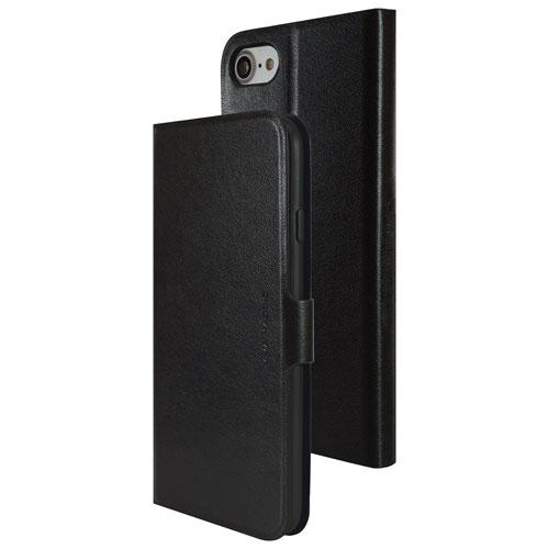 Viva Madrid Finura iPhone 7/8 Folio Case - Black
