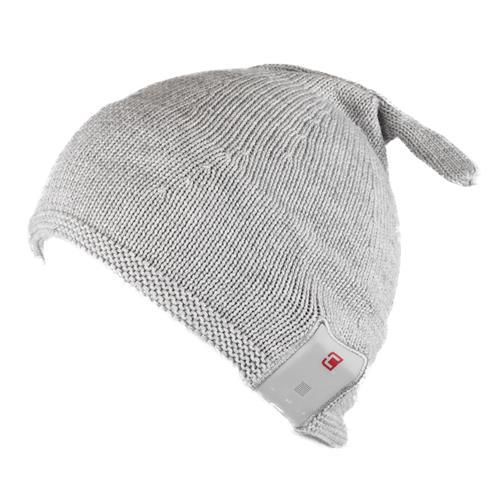 Caseco Men's Elf Style Bluetooth Toque - Grey