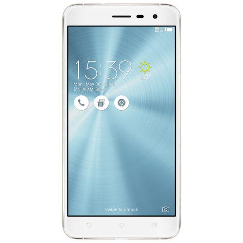 Asus ZenFone 3 64GB Smartphone - White - Unlocked